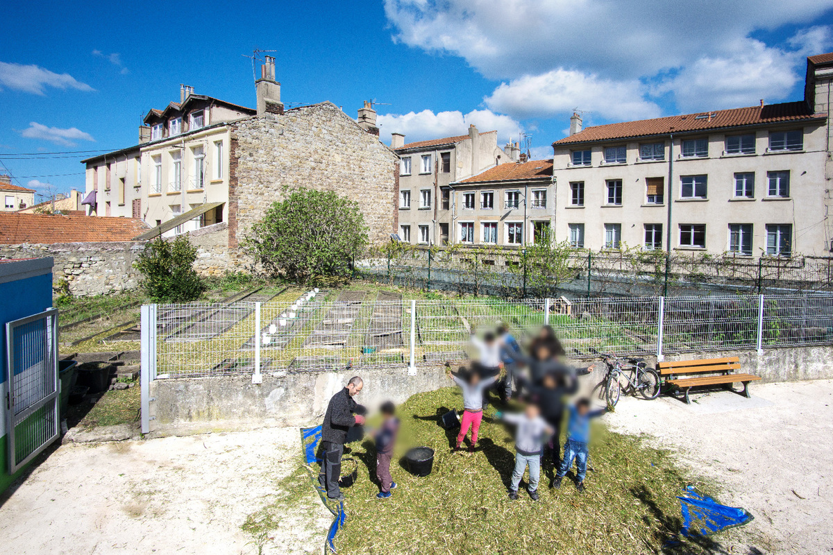 Conception am nagement et animation de projets urbains for Amenagement de jardin