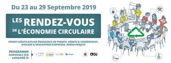 Participez au 1e sprint créatif et contribuez à l'émergence de projets engagés dans l'économie circulaire