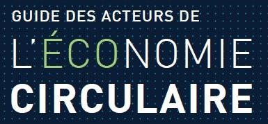 Guide des acteurs de l'économie circulaire du Grand Lyon