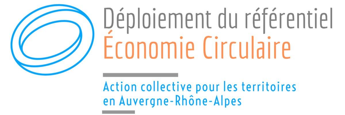 Référentiel Économie Circulaire : lancement d'une action collective pour les territoires en Auvergne-Rhône-Alpes