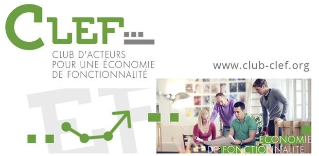 Note du Club CLEF : Comprendre l'économie de la fonctionnalité
