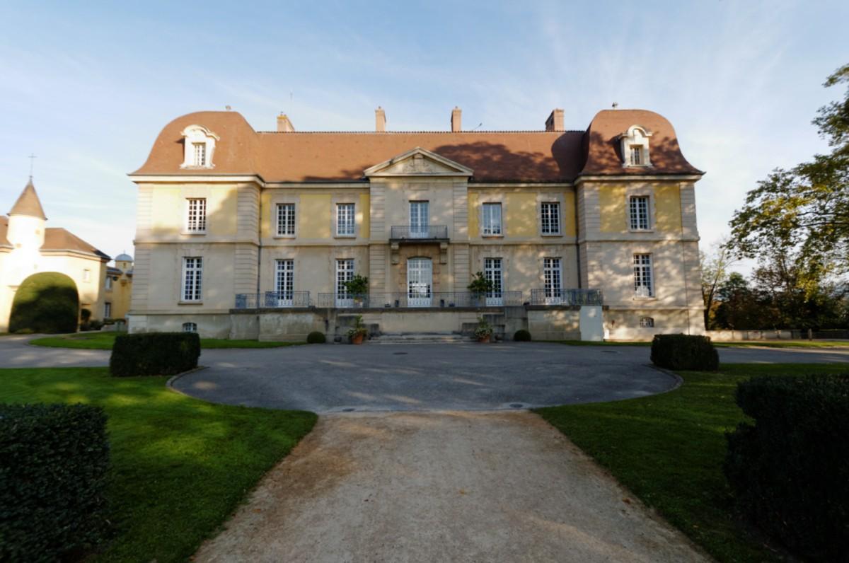 Réemploi au Château Lacroix-Laval