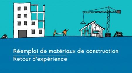 Réemploi de matériaux de construction : participez à notre enquête de retours d'expériences !