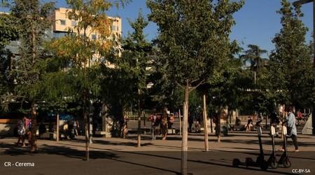 [Lecture] Adaptation de l'espace public aux changement climatique, exemple de la Part-Dieu (Lyon)