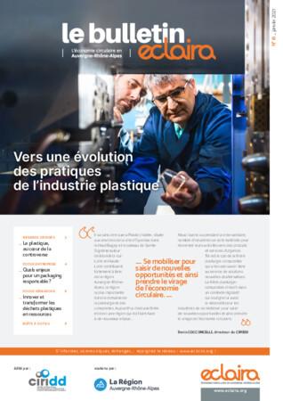 ECLAIRA, le bulletin - Numéro 18, l'industrie plastique, janvier 2021