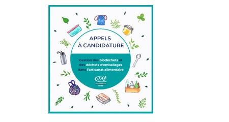 Appels à candidature : biodéchets et déchets d'emballages dans l'artisanat alimentaire de la Métropole de Lyon / Recherche de prestataires