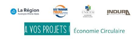 AMI pour les entreprises des TP en Auvergne-Rhône-Alpes : 6 millions d'euros en soutien aux projets d'économie circulaire