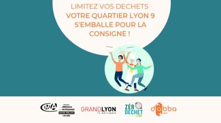 Artisans-commerçants de Lyon :  testez la consigne sans engagement !