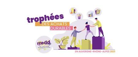 Candidatez aux Trophées des Achats durables Auvergne-Rhône-Alpes !