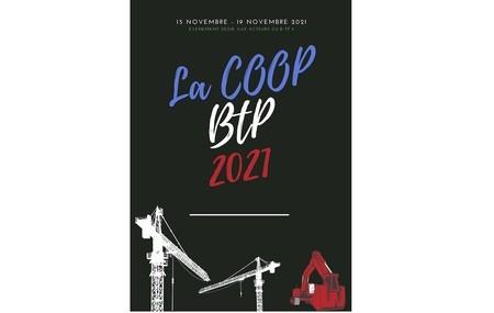 COOP'BTP 2021 : Lancement des inscriptions