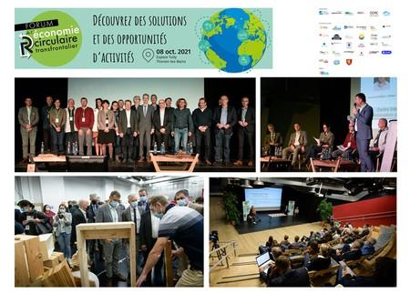 Retour sur le premier Forum de l'économie circulaire transfrontalier