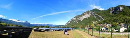 Faverges-Seythenex : un partenariat public-privé donne naissance à la première centrale solaire au sol des Savoie