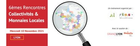 6èmes Rencontres Collectivités & Monnaies Locales