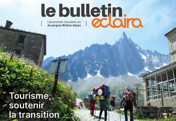 Eclaira Newsletter No. 14 editorial: Tourism: supporting the transition