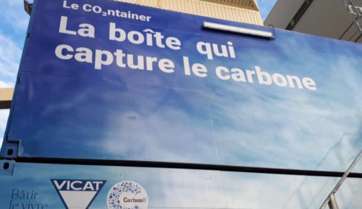 Vicat accélère sa démarche d'économie circulaire avec le dispositif CO2ntainer