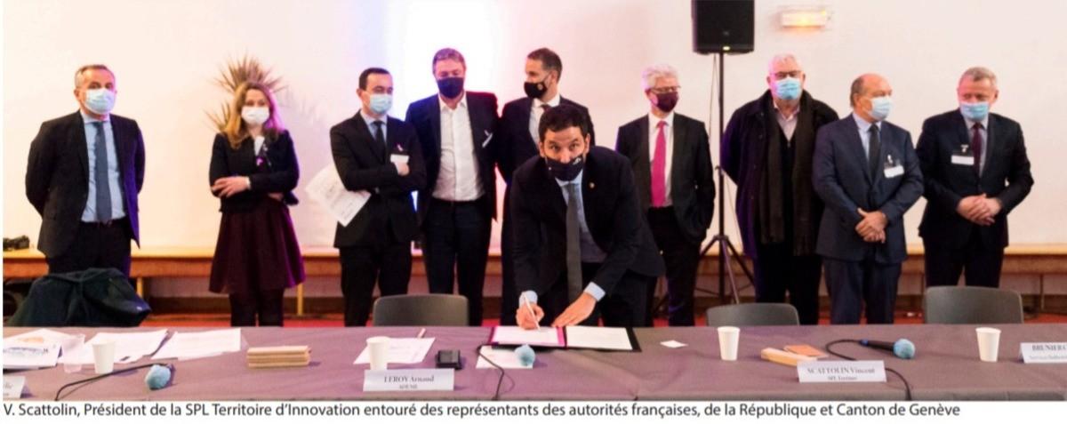 Transition énergétique du territoire franco-valdo-genevois