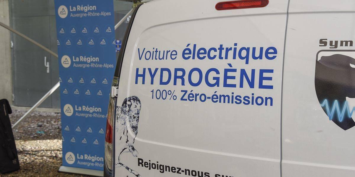 De l'hydrogène Vert pour Saint-Etienne Métropole!