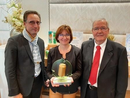 Trophée de la canette d'Or : le SYTRAD est lauréat du concours !
