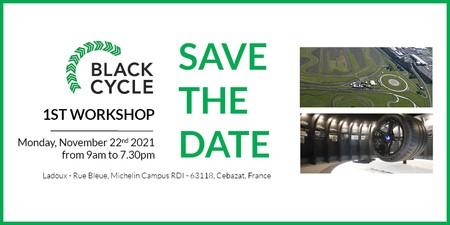 [Save the date] 1ère journée dédiée au projet européen BlackCycle