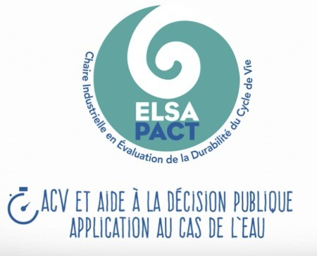 ACV et aide à la décision publique – Application au cas de l'eau à l'échelle térritoriale