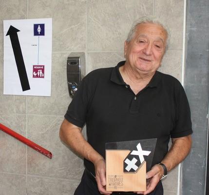La Cantine Savoyarde lauréate du Trophée Initiative RSE