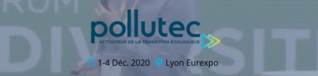 Salon Pollutec, édition 2020