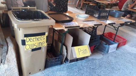 L'ALEC 01 au service de la réduction des déchets des éco-événements