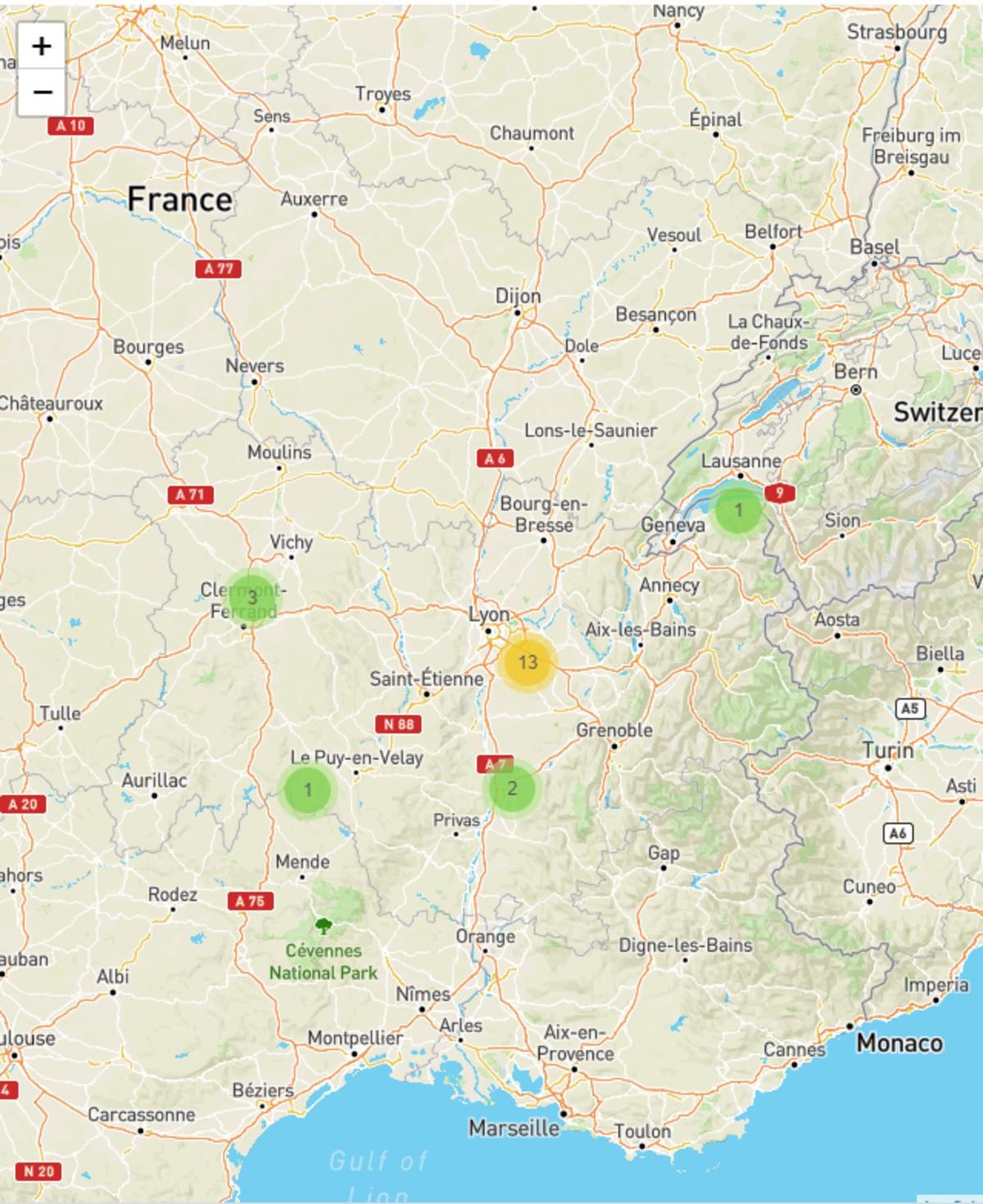 [CARTO EIT] La cartographie EIT 2020 est accessible ! Figurez vous aussi sur la version 2021