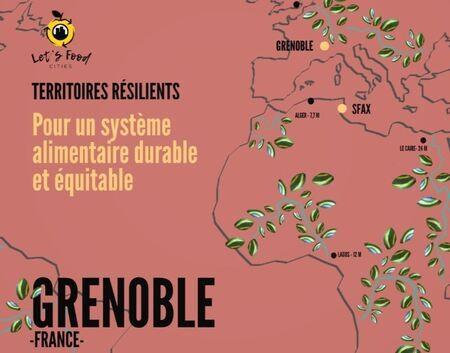 Un diagnostic de durabilité du système alimentaire de Grenoble Alpes Métropole