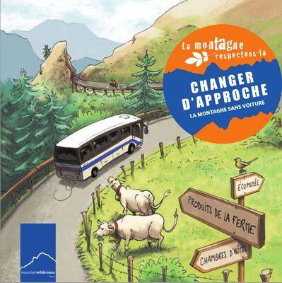 L'éco-tourisme en montagne avec la campagne
