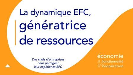 L'économie de la fonctionnalité et de la coopération, génératrice de ressources
