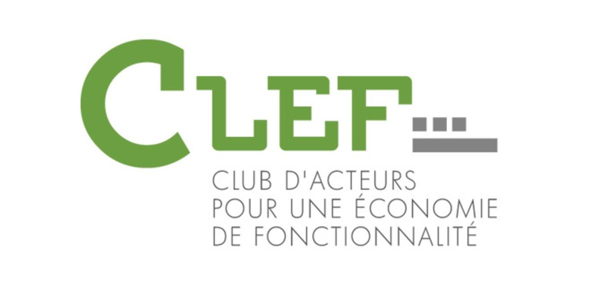 Rejoignez le club CLEF, le club d'acteurs pour une économie de la fonctionnalité !