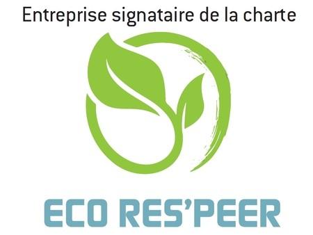 Biopole : site des biondustries engagées Eco-Res'PEER