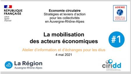 [REPLAY]  Témoignage : Comment les collectivités mobilisent les acteurs économiques de leur territoire ?