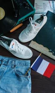 ECTOR, la chaussure éco-tricotée