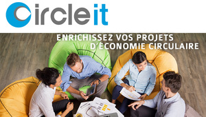 Discover CIRCLE IT, the decision-making assistance tool for your circular economy projects