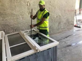 Incitation au recyclage de verre plat (vitrage du bâtiment)
