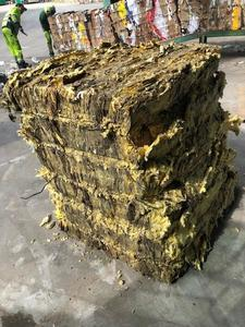 Incitation au recyclage de laine de verre