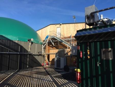 Salers Biogaz : une solution de méthanisation territoriale au Pays de Salers